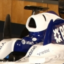 Williams FW31 skate wings