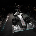 2010 Mercedes GP Petronas Launch