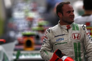 Rubens Barrichello, 2008 Chinese GP