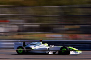 Jenson Button, Australia