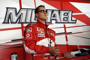 Michael Schumacher, 2006